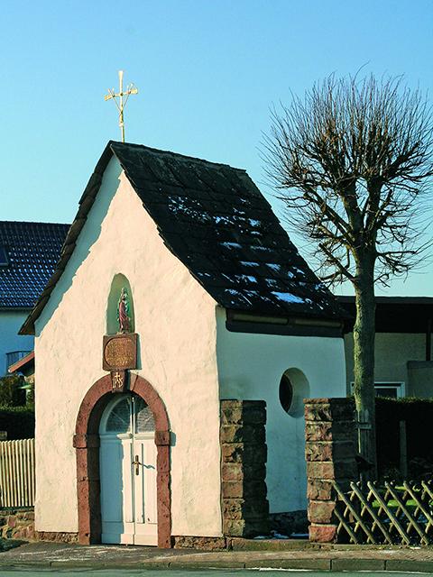 Kapelle am Murrwinkel
