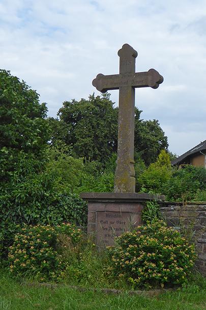 Moll's Kreuz