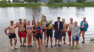 21. Weserschwimmen in Lüchtringen