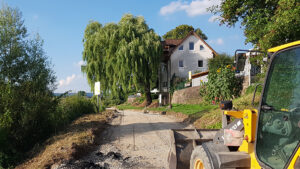 Erweiterung der Weserpromenade